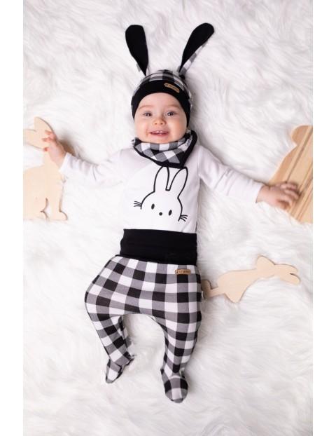 Bawełniana apaszka niemowlęca Bunny