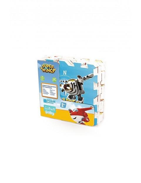 Układanka-puzzlopianka Super Wings