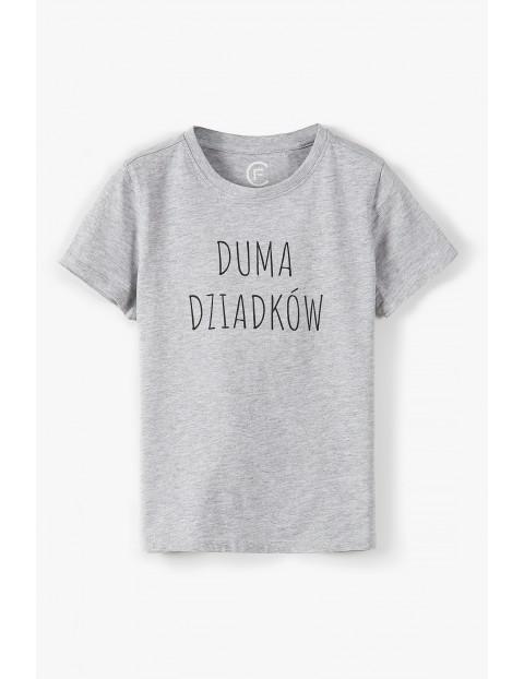 T-shirt dla dziecka- Duma Dziadków