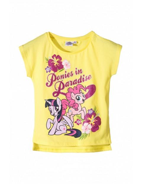 T-shirt dla dziewczynki 3I34C5