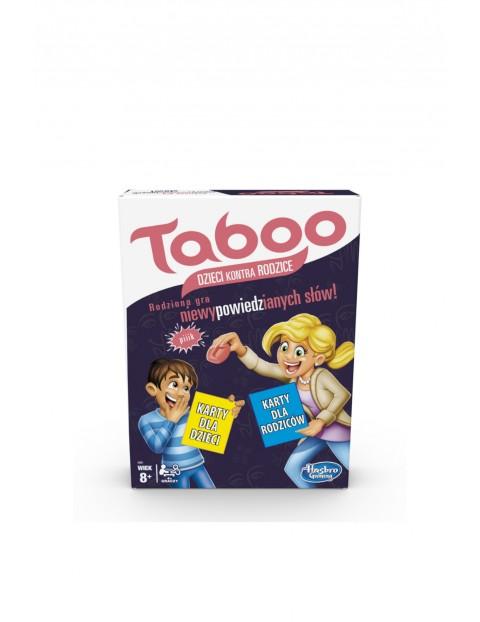 """Gra """"Taboo wersja rodzinna"""" 8+"""