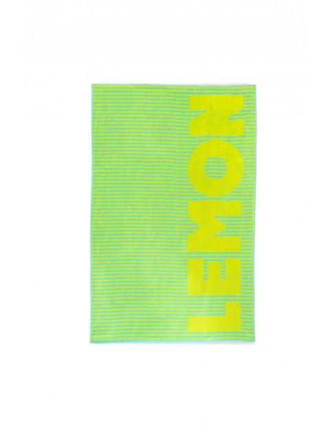 Ręcznik kąpielowy Lemon z bawełny egipskiej 100x160 cm