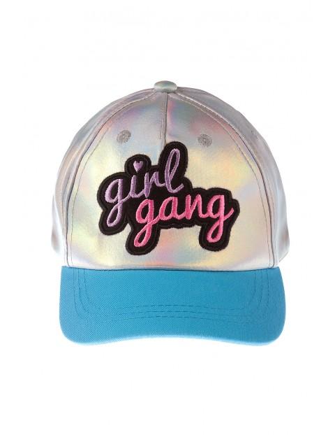Czapka z daszkiem- girl gang