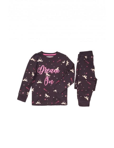 Pidżama dziewczęca w jednorożce - Dream On