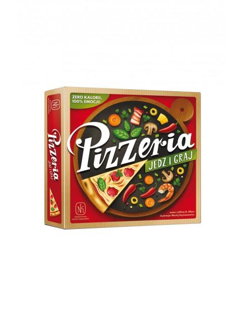 Gra Pizzeria wiek 8+