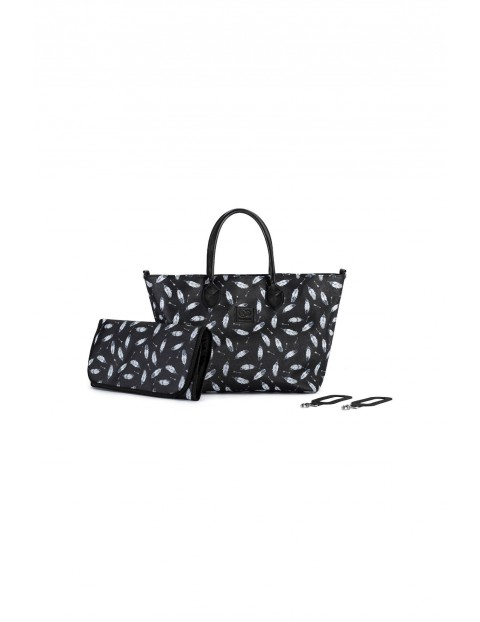 Torba Mommy Bag czarna