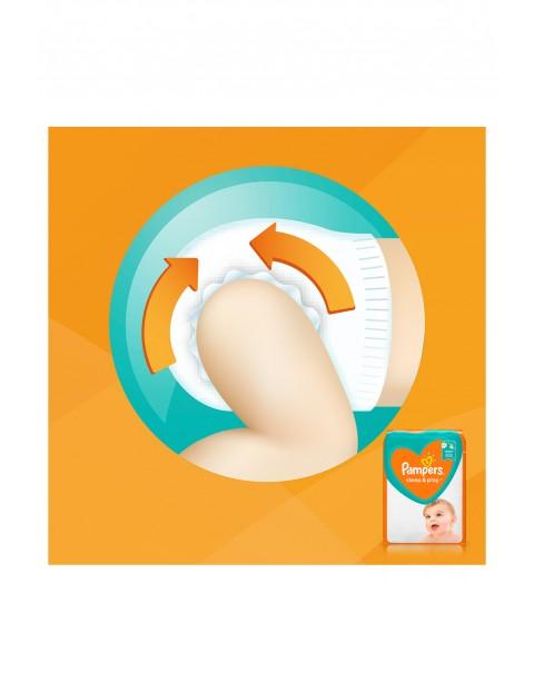 Pampers Sleep&Play, rozmiar3, 58 szt pieluszek 6–10kg
