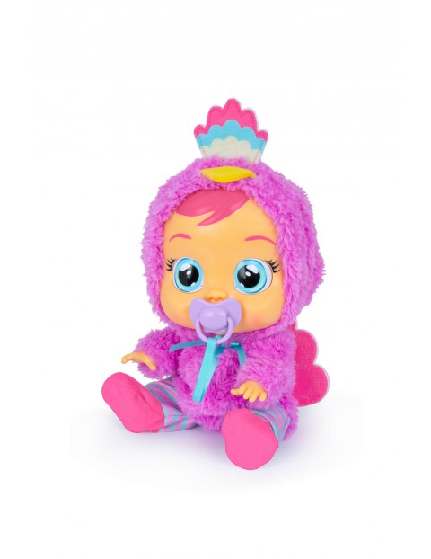 Toys Cry Babies Płacząca lalka bobas Lizzy Paw wiek 18msc+