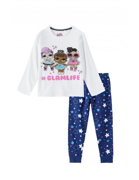 Bawełniana pidżama dziewczęca LOL Suprise