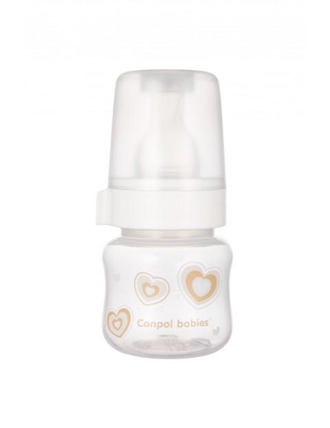 Butelka antykolkowa wąskootworowa Newborn Baby 60ml - 0msc+