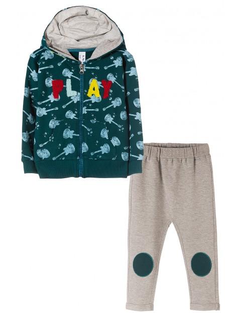Komplet-bluza + spodnie 5P3503
