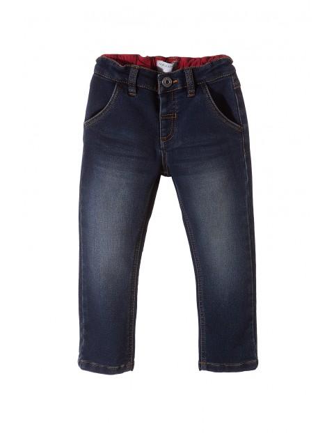 Spodnie chłopięce jeansowe 1L3605