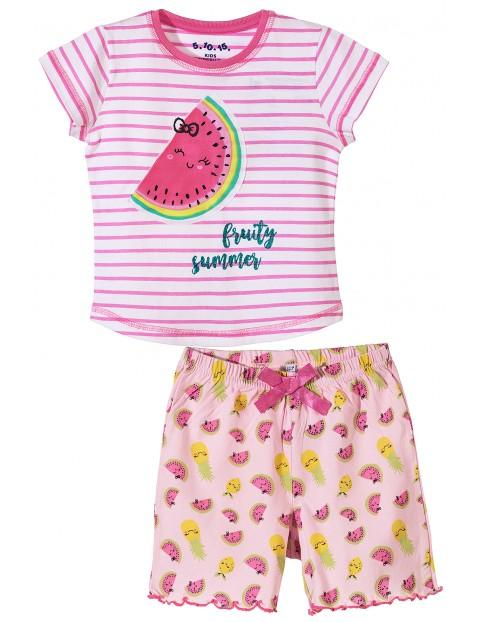 Pidżama dziewczęca 3W3414