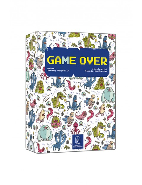"Gra ""Game Over"""