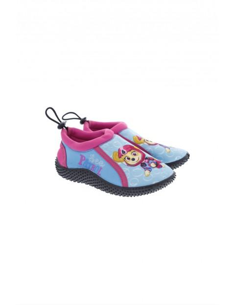 Buty dziewczęce do wody Psi Patrol