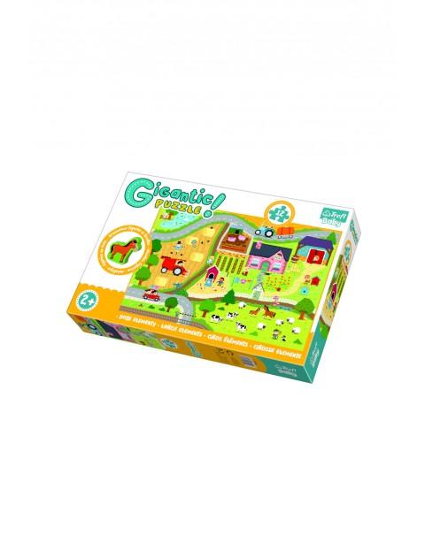 Puzzle - Gigantic - Wieś 5Y35AI