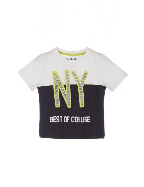 T-shirt chłopięcy 1I3254