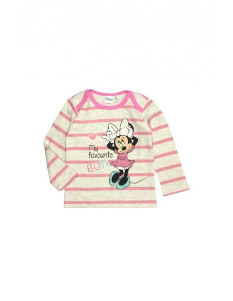 Bluzka niemowlęca Myszka Minnie 5I34BP