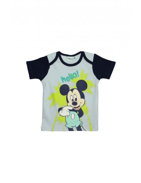 T-shirt niemowlęcy Myszka Mickey 5I34BH