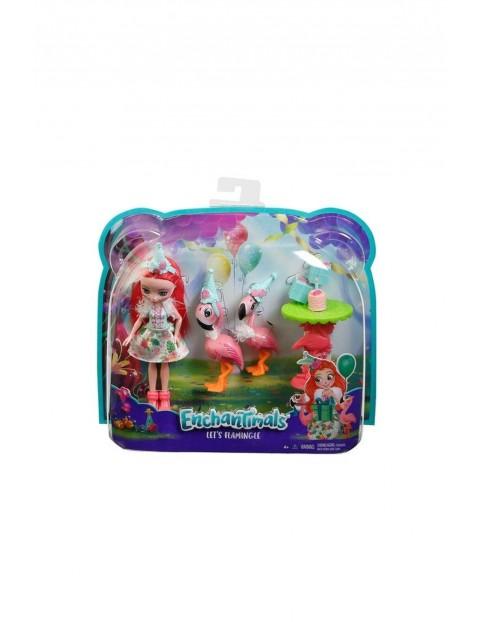 Enchantimals lalka z flamingami 3Y33HV