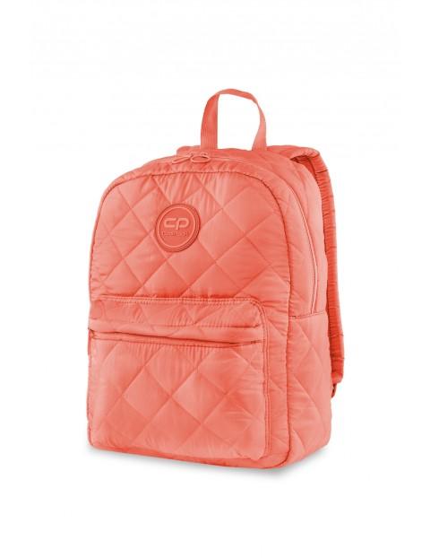 Plecak Ruby Peach Mallow- brzoskwiniowy pikowany