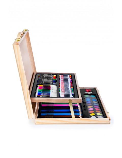 Zestaw artystyczny dla dzieci- ART SET-108 elementów