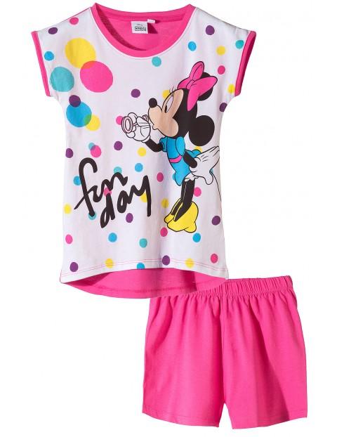 Pidżama dziewczęca Myszka Minnie 3W34AF