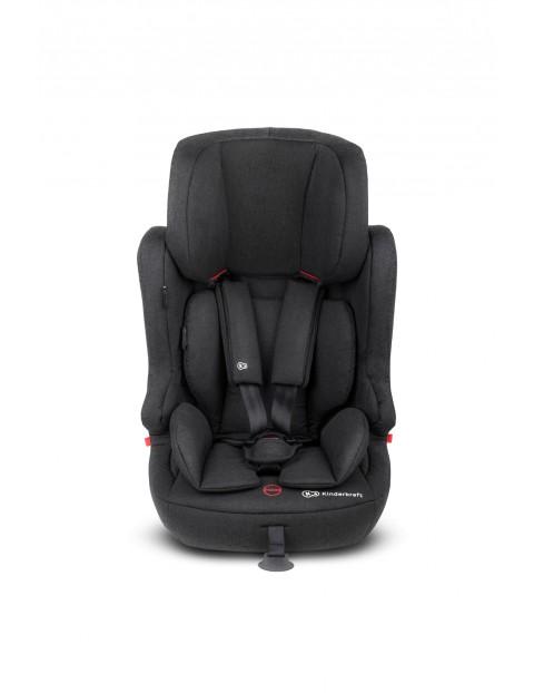 Fotelik samochodowy FixGo black Kinderkraft 9-36kg