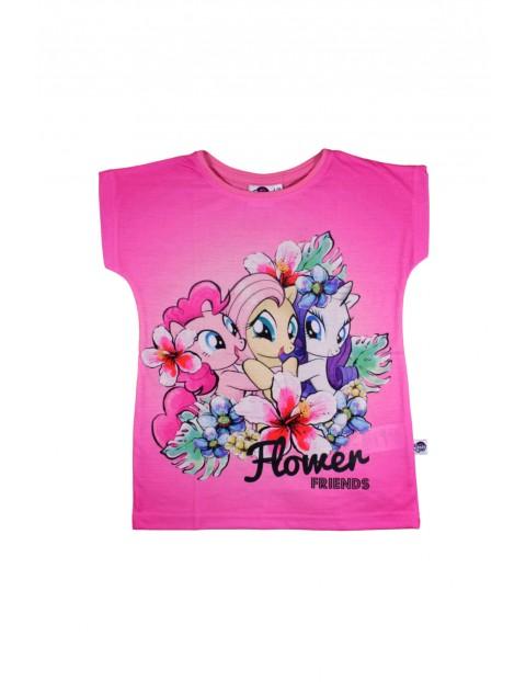 T-shirt dziewczęcy My Little Pony 3I34CT