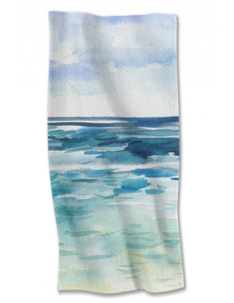 Ręcznik kąpielowy Morze 70x140cm
