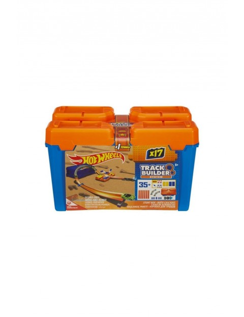 Hot Wheels Track Builder Kaskaderskie Pętle wiek 5+