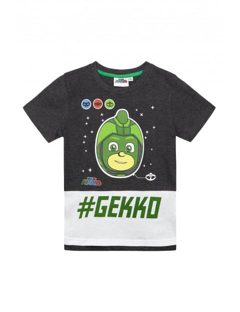 T-shirt chłopięcy Pidżamersi-Gekko