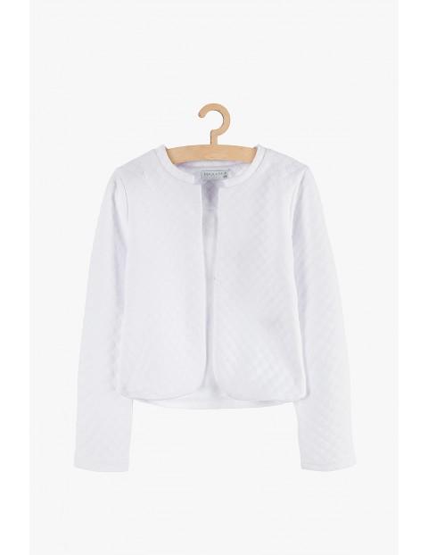 Sweterek dziewczęce białe