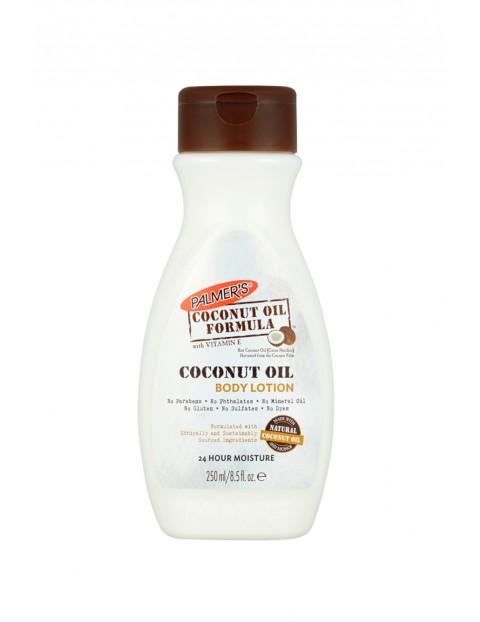 Nawilżający balsam do ciała z olejkiem kokosowym Palmers 250ml