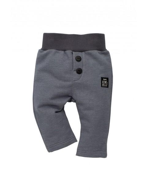Spodnie niemowlęce dzianinowe 5M35AW