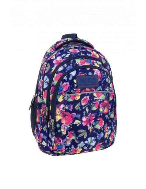 Plecak dziewczęcy szkolny 4Y35AA