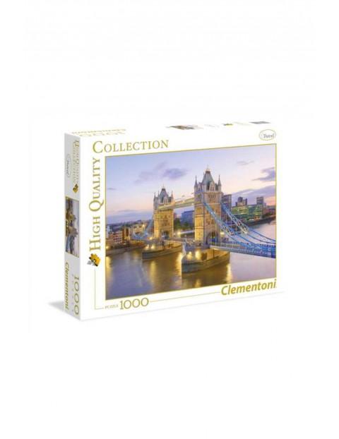 Puzzle Most Tower Clementoni - 1000 elementów