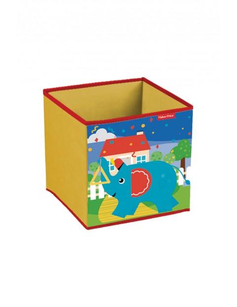 Pudełko na zabawki  Fisher Price 5O34GS