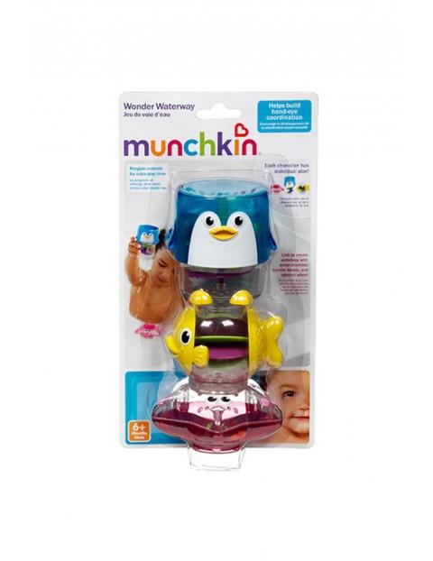 Zabawka kąpielowa cudowny wodospad Munchkin 6msc+
