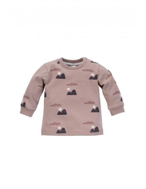 Bawełniana bluzka chłopięca Dreamer