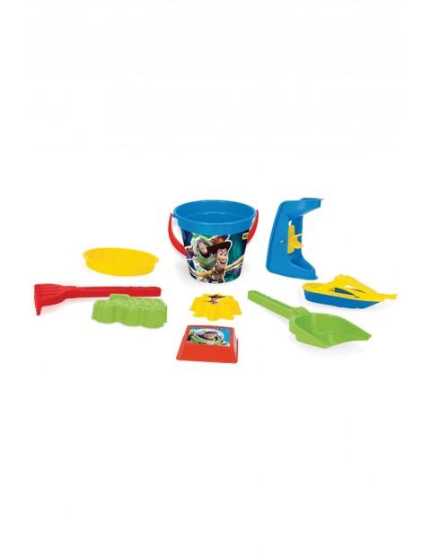 Toy Story komplet zabawek do piaskownicy  - 9 elementów