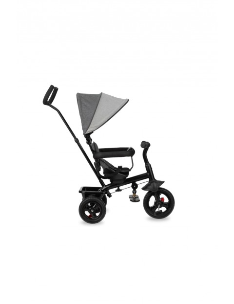 MoMi Iris  5w 1 wózek i rowerek szary 9msc+