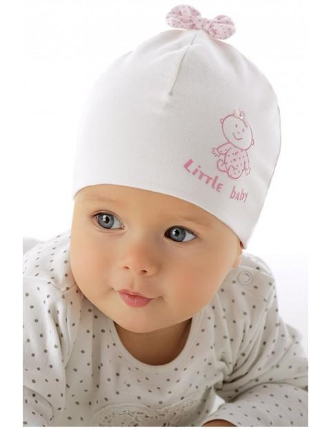 Czapka niemowlęca 5X32AA