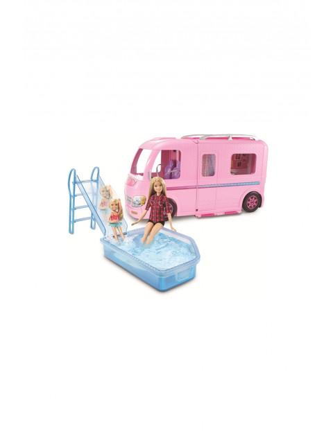 Barbie Wymarzony kamper 3Y33FO