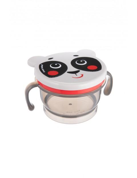 Pojemnik niewysypek na przekąski Panda 200ml