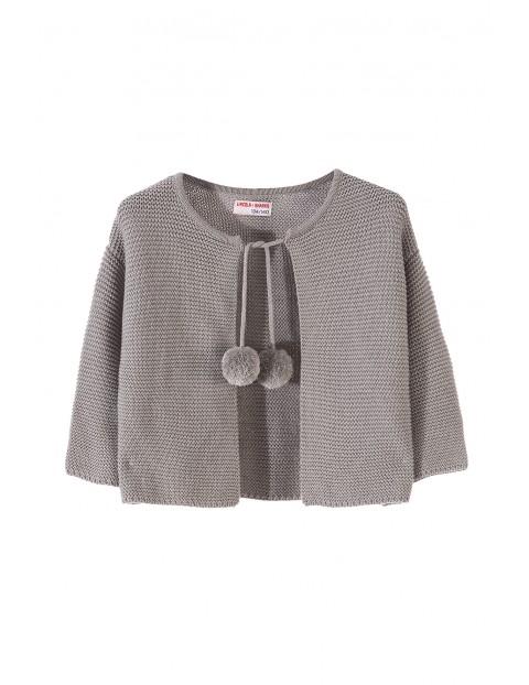 Sweter dziewczęcy 4C3404