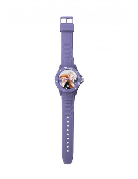 Zegarek analogowy w pudełku FROZEN