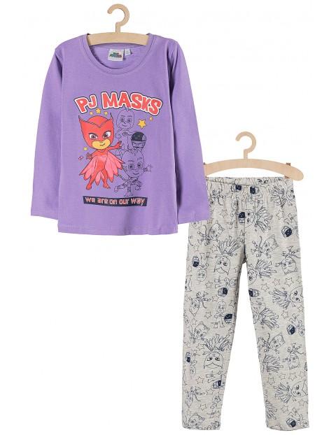 Piżama dziewczęca Pidżamersi fioletowa