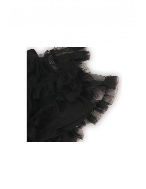 Spódnica niemowlęca tiulowa czarna