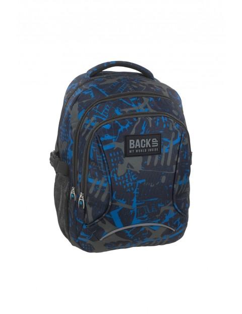Plecak szkolny dla chłopca 2Y35A3